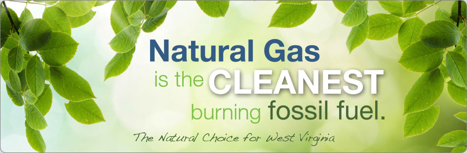 Natural Gas is the cleanest fossil fuel.